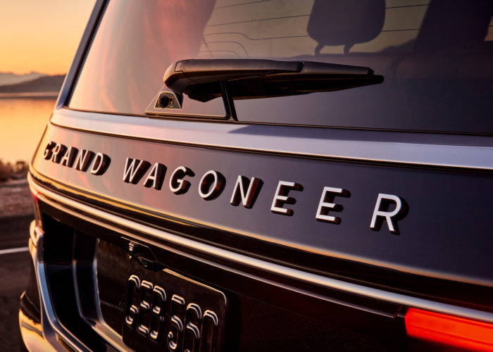Jeep® Wagoneer and Grand Wagoneer in Griffin, GA